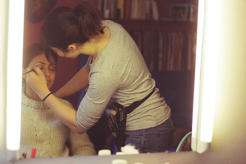 Maquilladora Ana Trias