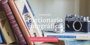 diccionario fotografico