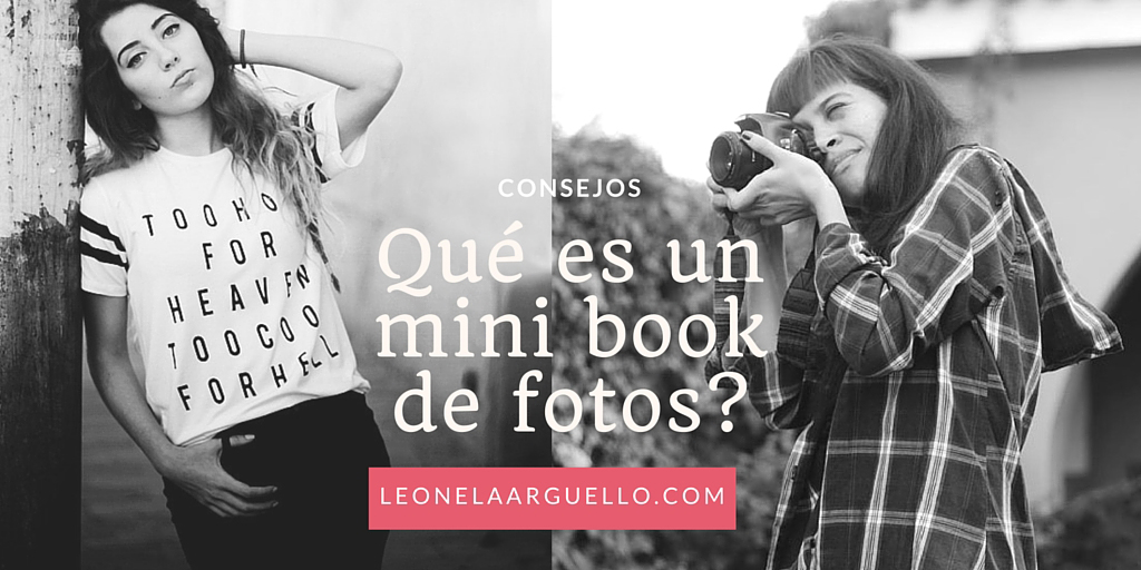 Mini book de fotos
