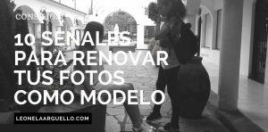 renovar fotos modelo consejos