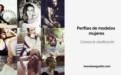 Perfiles de modelos mujeres