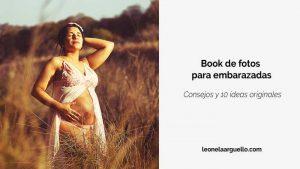 Book de fotos para embarazadas consejos y 10 ideas originales