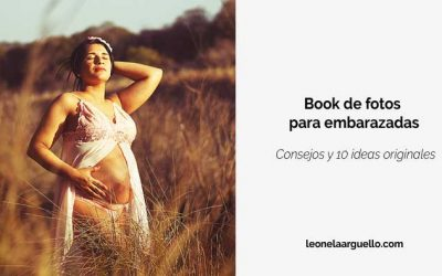 Book de fotos para embarazadas