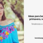 Ideas book de fotos para primavera, verano 2019