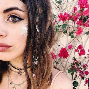 maquillaje-con-glitter-tumblr