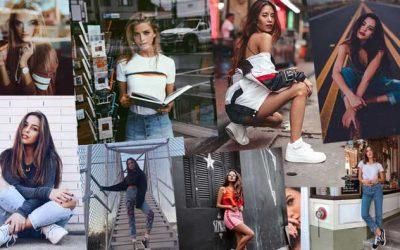 15 poses para fotos de Instagram