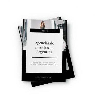 agencias de modelos argentina lista