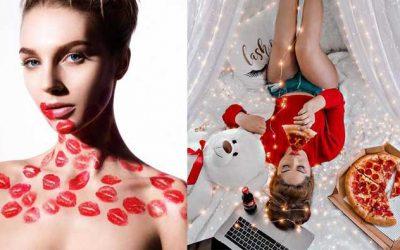 Book de fotos ideas San Valentin