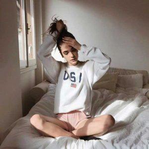fotos imitar facil en casa en una cama