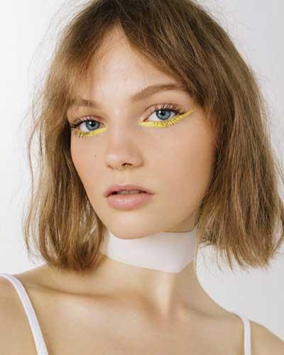 delineado tendencia 2020 maquillaje
