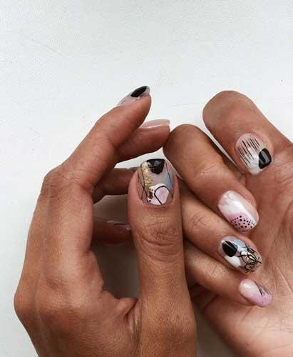 nail art tendencia 2020