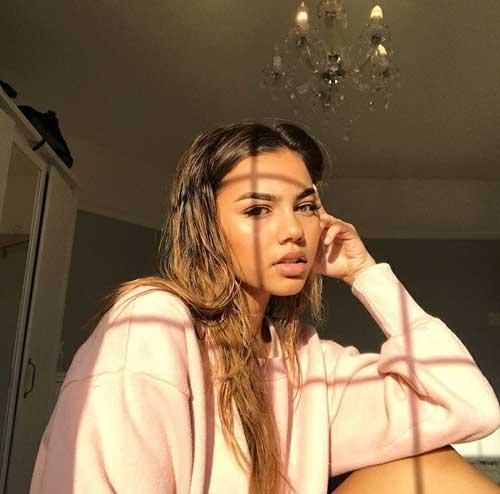 pose para selfie en instagram 2020